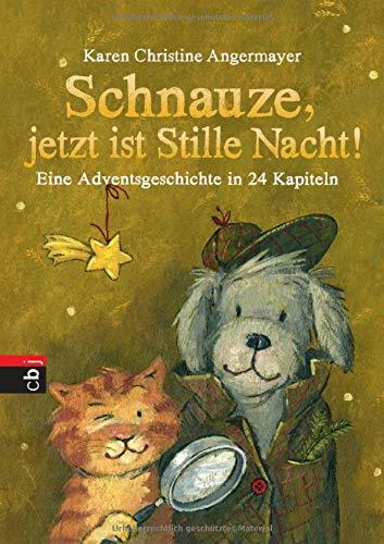 Schnauze, jetzt ist Stille Nacht!: Eine Adventsgeschichte in 24 Kapiteln (Die Schnauze-Reihe, Band 3)
