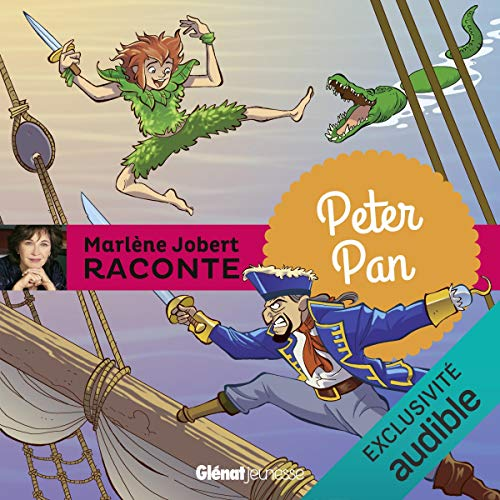 Peter Pan [French Version] cover art