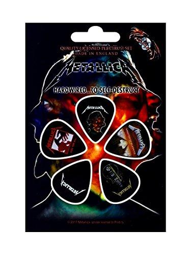 Metallica - Hardwired To Self-Destruct (Set Plettri) Rock Merchandisin
