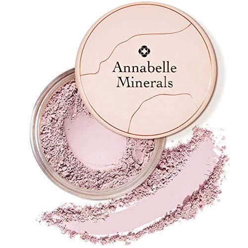 Annabelle Minerals - Natürlicher Mineral-Puder-Rouge - Mattes Make-up-Finish - Hochpigmentiert - Lang Anhaltendes Makeup - Natürliches frisches Aussehen - Für alle Hauttypen - Vegan - Satin Nude- 4g