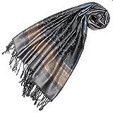 Lorenzo Cana Designer Pashmina hochwertiger Marken Schal jacquard gewebt mit