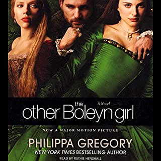 The Other Boleyn Girl audiobook cover art