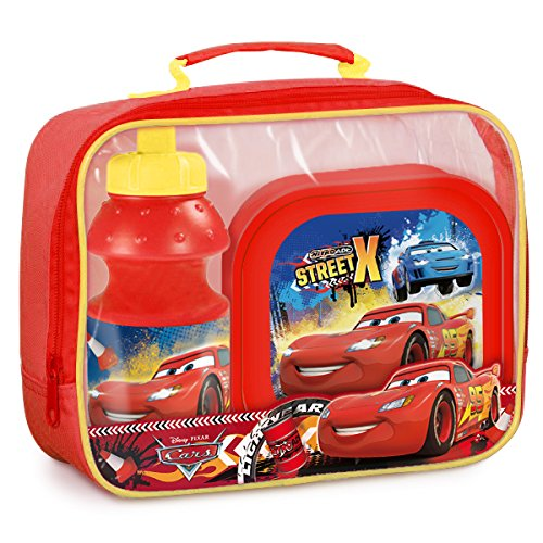 Party Factory Cars Picknickset 3-teilig
