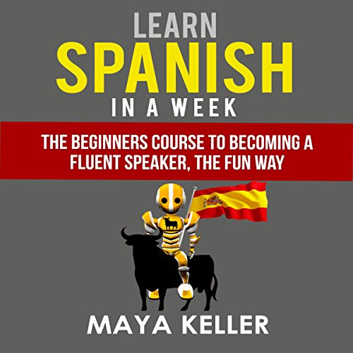 Learn Spanish in a Week cover art