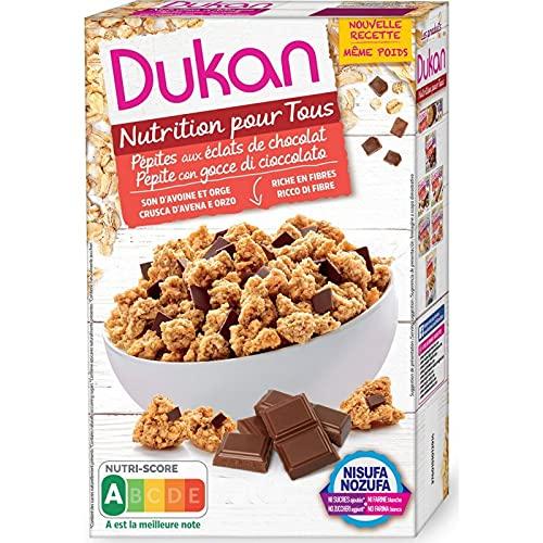 Dukan Pépites aux éclats de Chocolat - 122 kcal par portion (30g) - 350 g