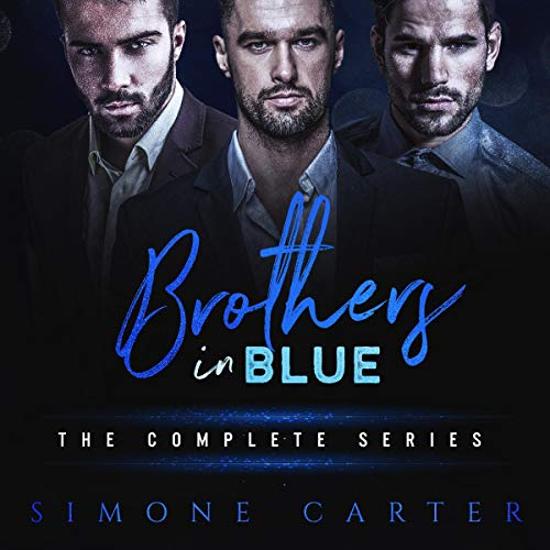 Brothers in Blue: The Complete Series audiobook cover art
