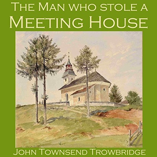 The Man Who Stole a Meeting House cover art