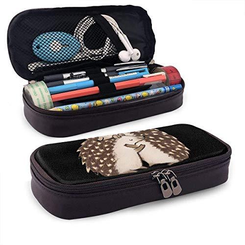 Oficina y papelería Bolígrafos, lápices y útiles de escritura Estuches 16th Birthday Cosmetic Bag Nostalgic Lace Inspired Polka Dots Background with Joy Anniversary Design Portable Pencil Case W3.5xL7