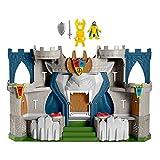 Imaginext Castillo aventuras Set de juego con figura de juguete y accesorios, regalo para niños +3 años (Mattel HCG45)