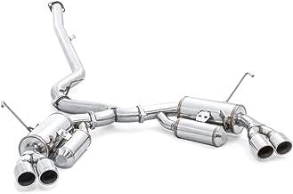 ARK Performance SM1302-0110G GRiP Exhaust System (Polished Tip Subara WRX/STI Sedan)