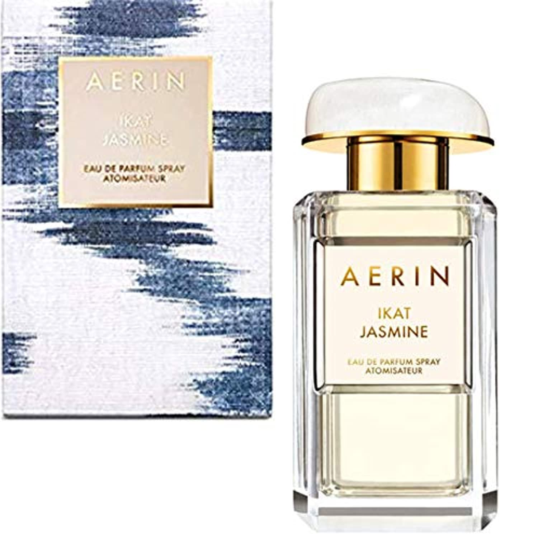 AERIN 'Ikat Jasmine' (アエリン イカ ジャスミン) 1.7 oz (50ml) EDP Spray by Estee Lauder for Women [海外直送品] [並行輸入品]