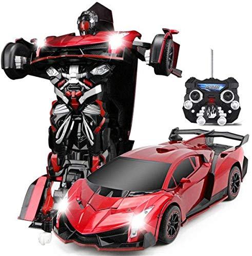 RC Radio Remote Control Troopers Violent Transformer Vehicle Car Deform Robot