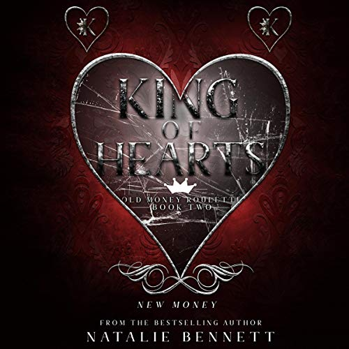 King of Hearts: A Dark Erotic Romance cover art