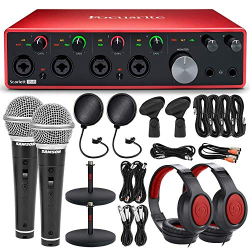 Focusrite Scarlett 18i8 Kit