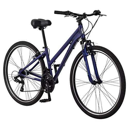 Schwinn Network Hybrid Bike, 1.5 Series, 15-inch Frame, Navy (S8219AZ)