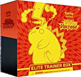 Pokemon Sword & Shield Vivid Voltage Elite Trainer Box - 8 Packs