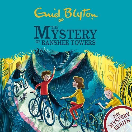 The Mystery of Banshee Towers Titelbild