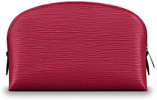 Louis Vuitton Epi Leather Cosmetic Pouch Fuchsia Article: M40641 Made in France