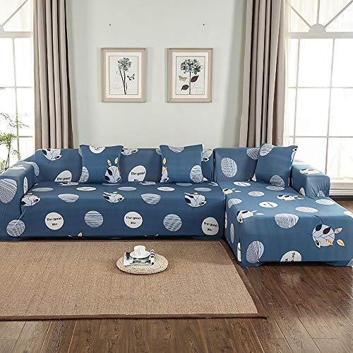 Tunez Elastische bankovertrek voor ligstoel, elastische stof, rekbaar, bankovertrek, sofaovertrek, sofaovertrek, sofaovertrek, sofaovertrek, sofaovertrek, sofaovertrek, sofahoes, 145-185 cm