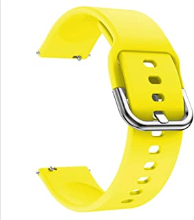 ZHINTE For Realme- Watch 2/2 Pro Strap Quick release Silicone Wristband Watchband