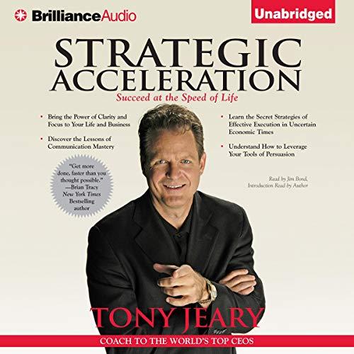 Couverture de Strategic Acceleration