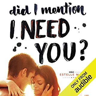 Did I Mention I Need You? cover art