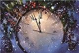 Fondo de fotografía de Interior Fondo de fotografía de Navidad Fondo de Vinilo Accesorios fotográficos A22 5x3ft / 1.5x1m