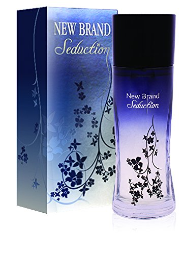New Brand Seduction femme/woman, Eau de Parfum, 1er Pack (1 x 100 ml)