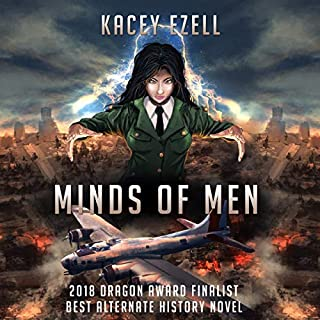 Minds of Men     The Psyche of War, Volume 1              By:                                                                                                                                 Kacey Ezell                               Narrated by:                                                                                                                                 Jennifer Jill Araya                      Length: 12 hrs and 1 min     Not rated yet     Overall 0.0