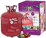 Balloon Time - Jumbo Botella de helio desechable para globos, multicolor (Worthington Cylinders BTT50) , color/modelo surtido