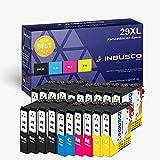 20 cartucce 2018 VIKDO per stampanti Epson PK 29 XL Expression Home XP 235, XP 245, XP247, XP332, XP342, XP345, XP432, XP435, XP442