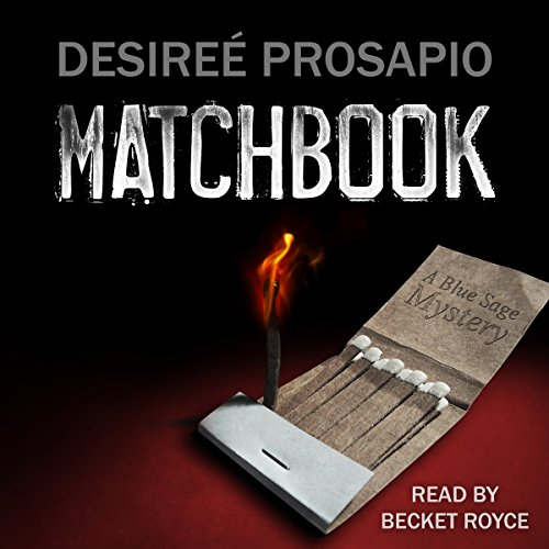 Matchbook audiobook cover art