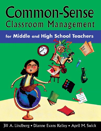 Common-Sense Classroom Management for Middle and High School Teachers