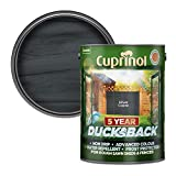 Cuprinol Ducksback 5 Year Waterproof for Sheds and Fences