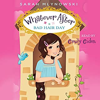 Whatever After #5 audiobook cover art