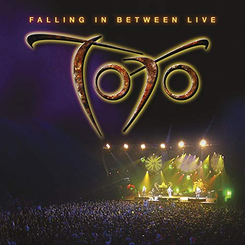 Toto - Falling In Between Live (Limited 3LP coloured) [Vinyl LP]