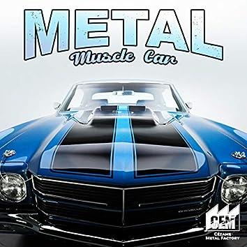 Metal Muscle Car