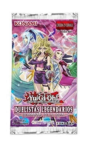 Yu-Gi-Oh! - Duelistas Legendarios: Hermanas de la Rosa (Devir YG19LDSRB)