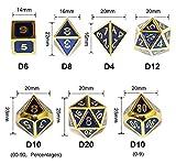 Zoom IMG-1 fd2lb1nvl dadi gioco lega zinco