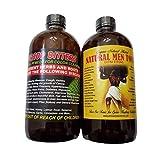 Soursop Bitters & Organic Natural Men Tonic - 16 oz. (Pack of 2)