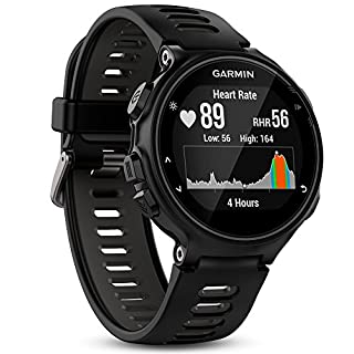 Garmin Forerunner 735XT GPS Multisport and Running Watch, Black/Grey (Renewed) (B07MBY459Y) | Amazon price tracker / tracking, Amazon price history charts, Amazon price watches, Amazon price drop alerts
