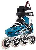 Rollerblade Maxxum 84 W - Patines en línea para Mujer, Mujer, 07628600 284, Azul/Blanco, 265