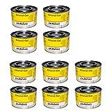 10x Brennpaste Ethanol Dosen 200g Chafing Dish Speisewärmer Warmhaltebehälter