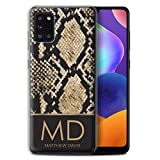 Personalised Samsung Galaxy A31 2020 Case Gel Cover,