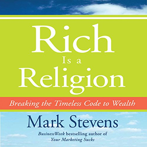 Rich is a Religion audiobook cover art