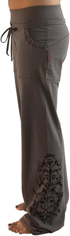 BNatyam Women's Organic Cotton Natya Yoga Pants