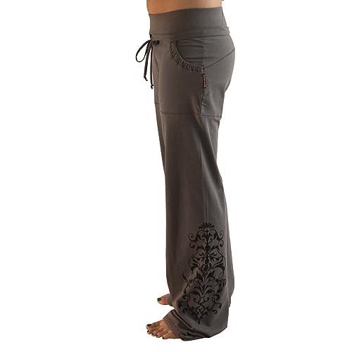 08352edd79 BNatyam Women's Organic Cotton Natya Yoga Pants