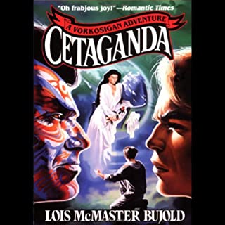 Cetaganda cover art