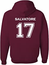 Adult Salvatore 17 2-Sided Hoodie