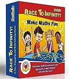 Math Games,Home & School Math Game for Kids 7-12,Math Board Game, Math...